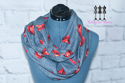RHPS Be it, Dream it Pocket Infinity Scarf