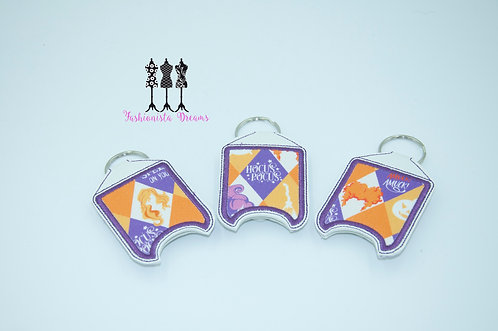 Halloween themed Hand Sanitizer Holder - with or with out