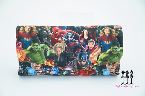 Marvel - Full Size Necessary Clutch