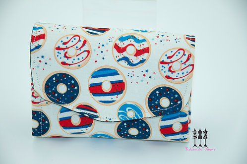 Donuts - Emmaline - Mini Necessary Clutch