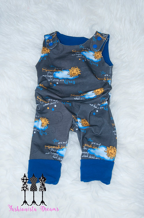 Grow with me Romper