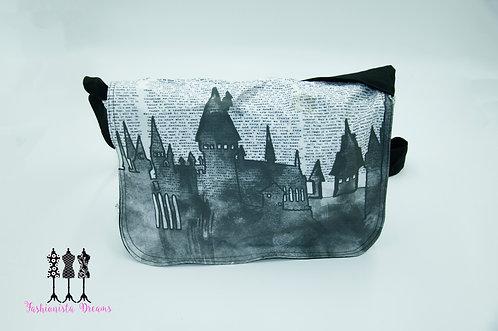 Hogwarts Castle Messenger Bag