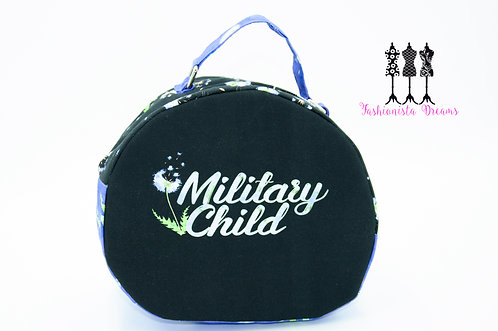 Swoon - Small Olive Military Child