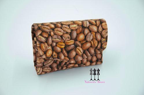 Coffee Bean - Emmaline - Mini Necessary Clutch