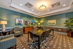 Aqua Conference Room