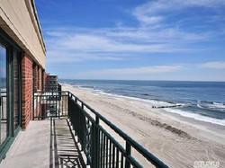 White Sands Ocean Front Balcony