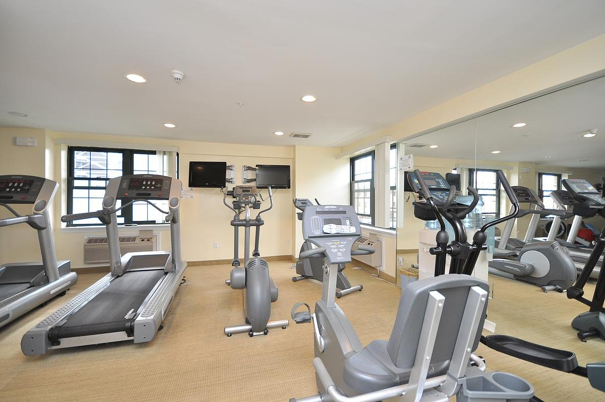 White Sands Fitness Center