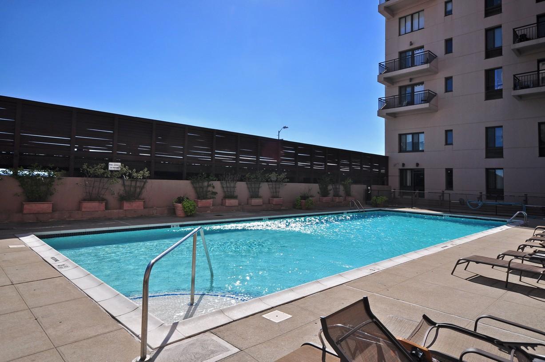 Ocean Club Heated Swimming Pool