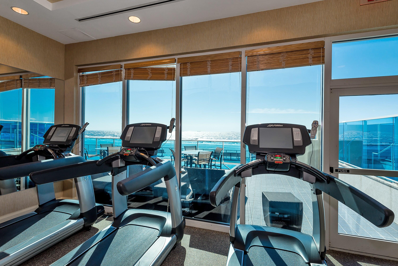 Aqua Ocean Front Gym