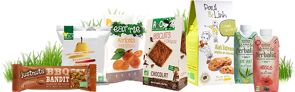distributeur automatique de snacking bio à Paris