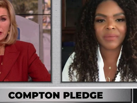 LA Times Today: Mayor Aja Brown shares details on The Compton Pledge