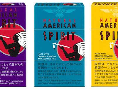 AMERICAN SPIRIT 100%無添加&オーガニックリーフ 10月上旬発売予定