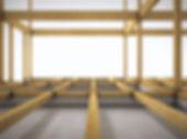 耐震構法:自由な大空間設計