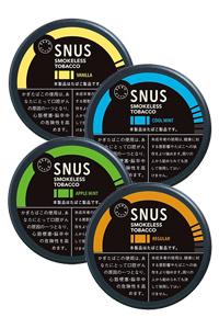 SNUS(スヌース)