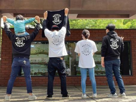 九州天幕部さまオリジナルTシャツ&パーカー