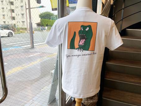 Mさま、お友達とのお揃いTシャツ♪