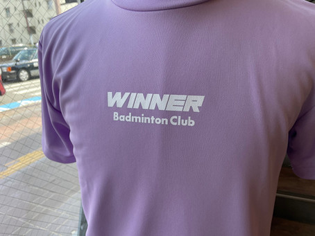 WINNER様オリジナルTシャツ♪