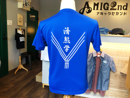SKG合唱団さま、オリジナルTシャツ♪