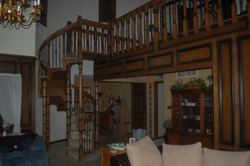 Winding Stair Case
