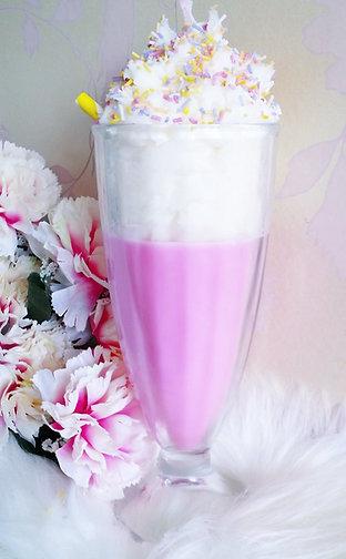 Strawberry Milkshake Candle