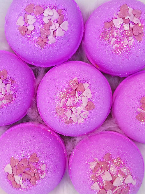 Berry Bliss Bath Bomb