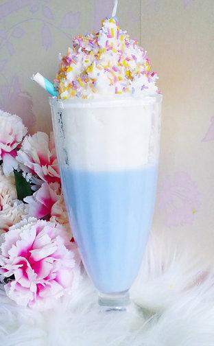 Blueberry Milkshake Candle