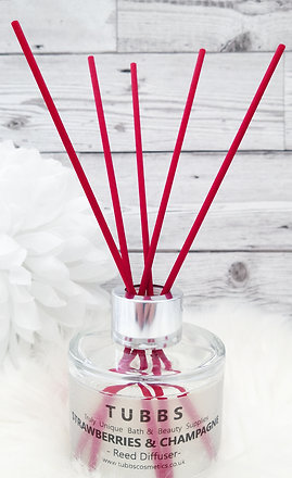 Strawberries & Champagne Reed Diffuser