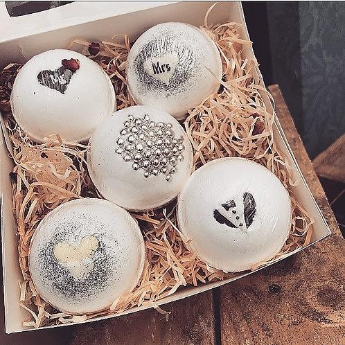 Wedding Bath Bomb Gift Set