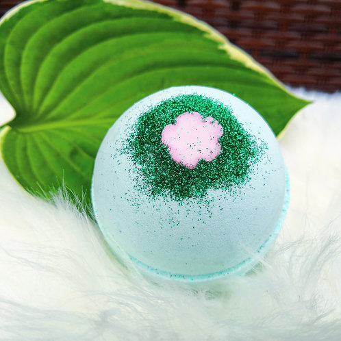 Lily Of The Valley Bath Bomb