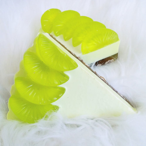 Lime Soap Cake