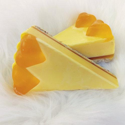 Apricot Soap Cake