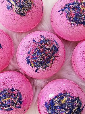 Midnight Pomegranate Bath Bomb