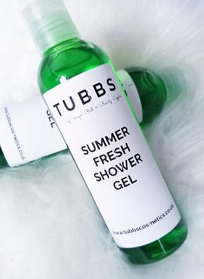 Summer Fresh Shower Gel