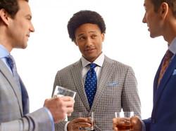 Custom Suits with Custom Shirts