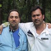 Bruce (right) and Josh (left), medium two-shot