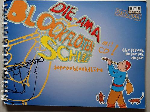 Die AMA-Blockflötenschule