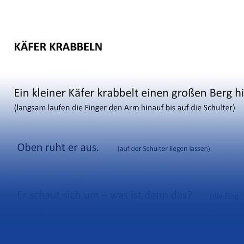 """Fingerspiel """"Käfer krabbeln"""""""