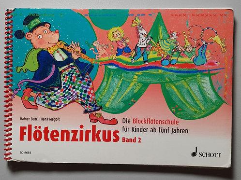 Flötenzirkus 2 - GEBRAUCHT