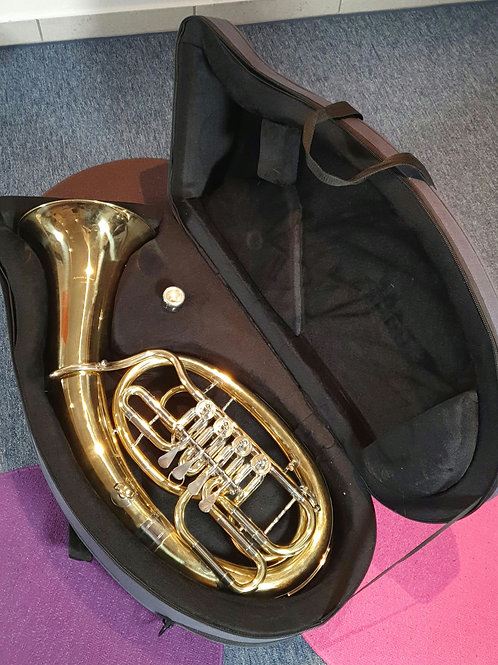 aS Arnolds & Sons ABH-300 in B Bariton - Messing lackiert