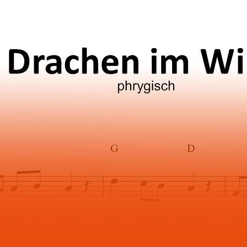"""Lied """"Drachen im Wind"""""""