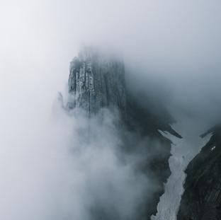 Covered in Fog