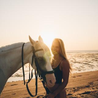 Sunrise Horse Ride
