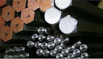 Nerezová ocel - tyče