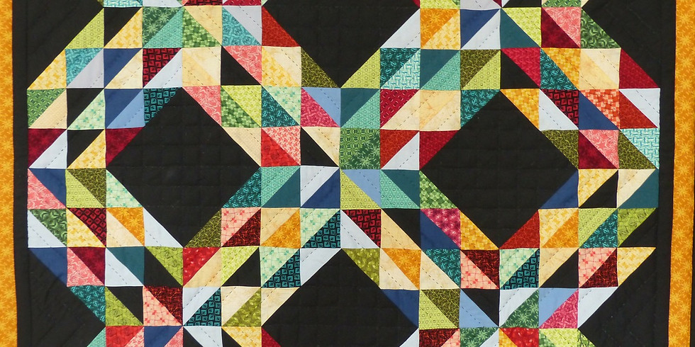 Friends of the Library Quilt Auction