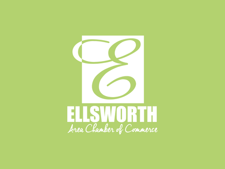 Support from the Ellsworth Chamber of Commerce