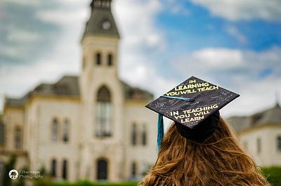 Lauren O. Graduation