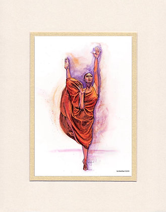 Honor - matted print