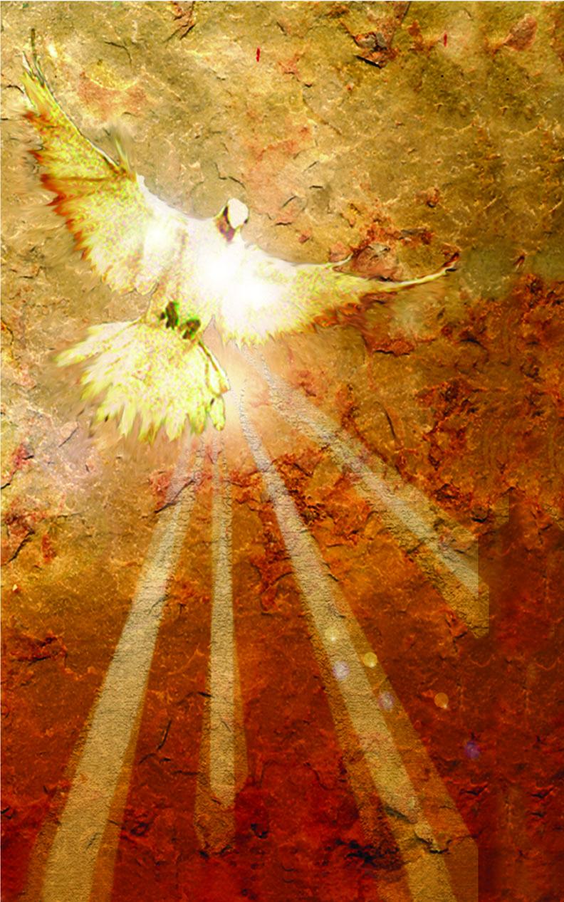 Pentecost card