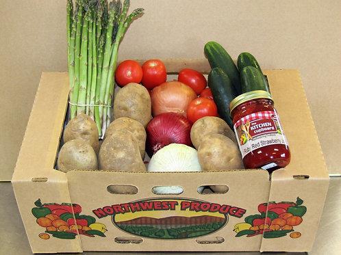 Premium Produce Box