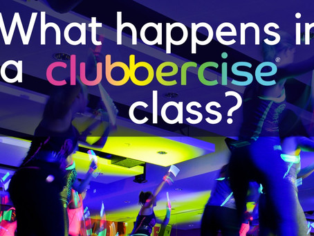 What happens in a Clubbercise Class?